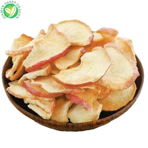 Wholesale Hot Selling Vacuum Fried Dried Apple Chips