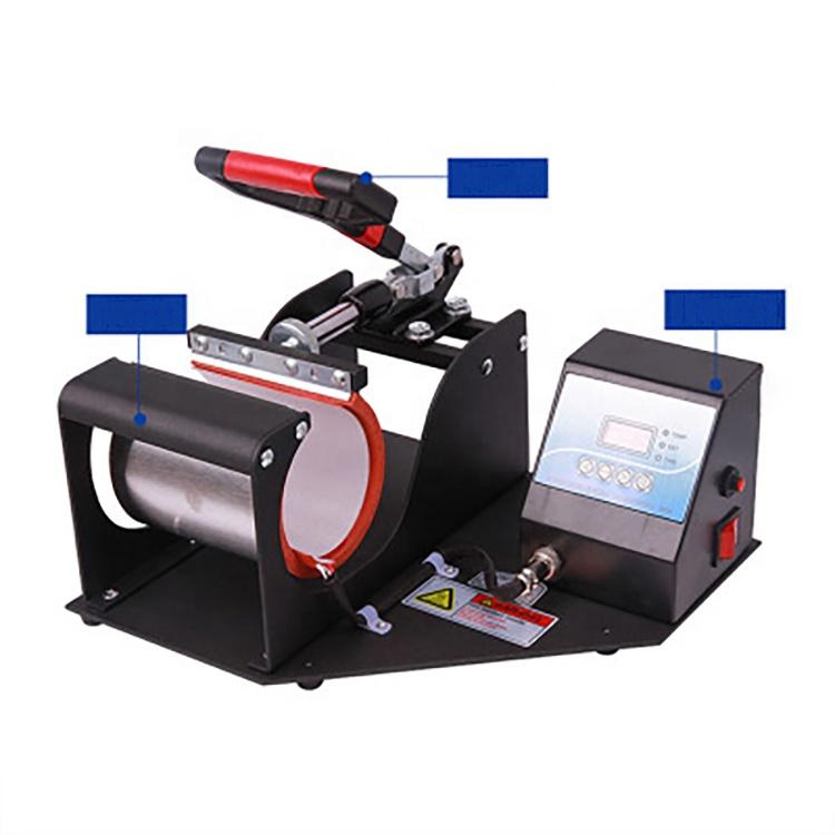 cup heat transfer machine sublimation heat transfer paper press machine coffee magic mug cup printing machine price