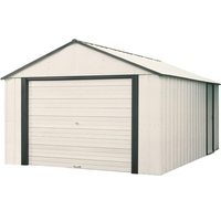 Cheap price good appearance warehouse storage shed