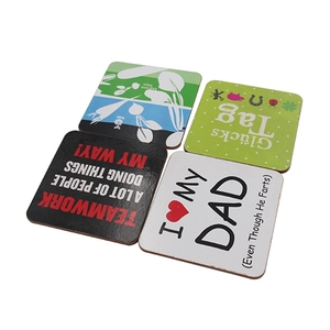 Mats & Pads Table Decoration & Accessories Type and Eco-Friendly wood drink coasters coasters for drink