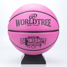 Hot koop hygroscopisch opblaasbare straat ballen groothandel training custom lederen mini de rock size 1 basketbal voor kid