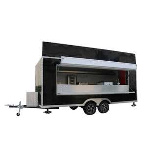 food cart Shipping free fast food truck
