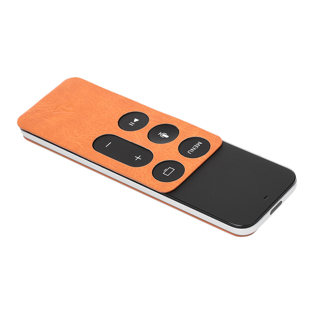 Lederen Afstandsbediening Anti Slip Case Cover Voor Apple TV 4th Gen Siri Nieuwe Collectie fashion
