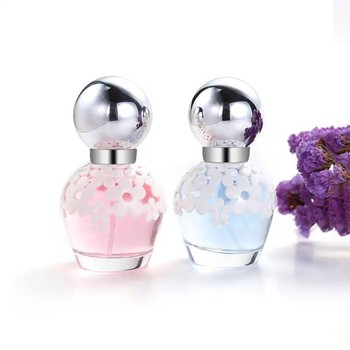 Cute OEM long lasting empty perfume bottles