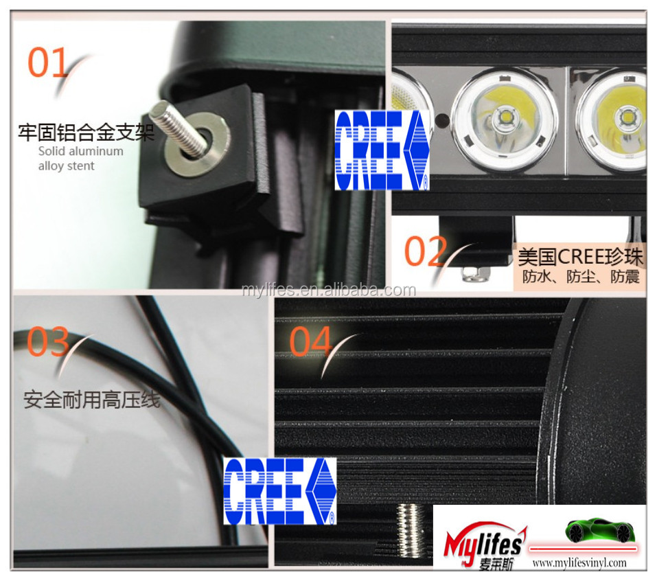 China Suppliers Led Working Lights High Lumens 300w Offroad Light ...