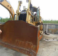 used CAT D8R/D7R/D6R/D7H/D6D/D8K bulldozer 90% new condition competitive price with good working condition