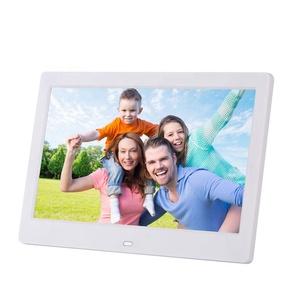 Wholesale Factory Cheap 10 inch LCD Digital Photo Frame HD 1024x600 Multi-functional Built-in MP3/MP4 Player Remote Control