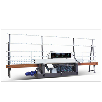 JFE-9243 glass straight line edging machine polishing machine with CE certificate