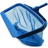 Factory Swimming Pool Accessories Heavy Duty Leaf Rake, Deep Bag Skimmer, Deep Bag Skimmer With Long Wearing Mesh