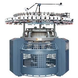Maquinaria Textil China Three Thread Fleece Circular Knitting Machine For Sale In Pakistan
