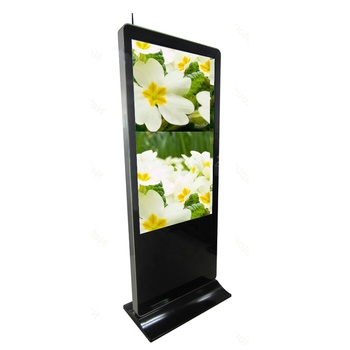 43 inch stand floor advertising player cheap and high quality for mall