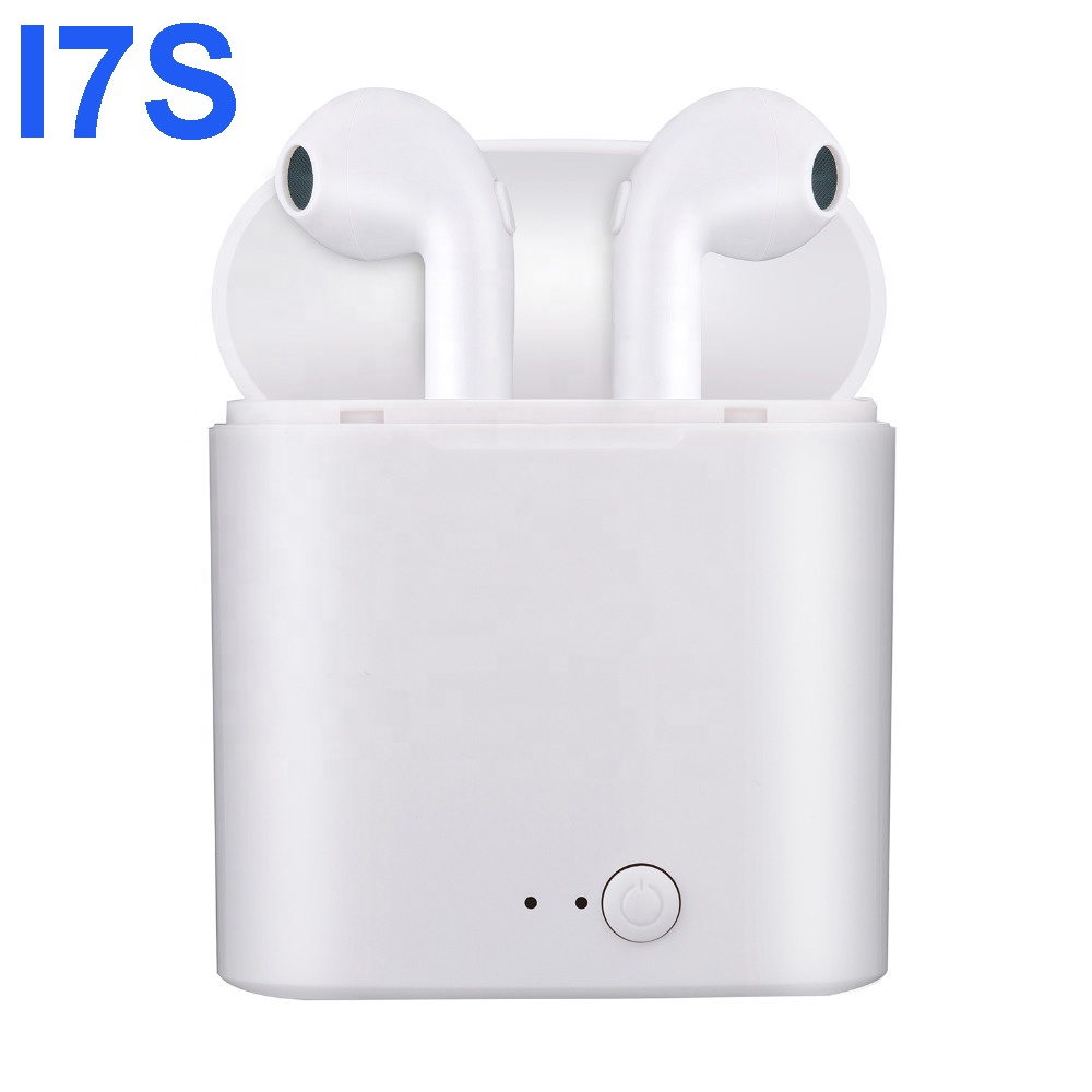High Quality TWS True <strong>Wireless</strong> Earbuds i7s TWS <strong>Wireless</strong> Headphone <strong>in</strong> <strong>Ear</strong> <strong>Earphone</strong> with Charging Case