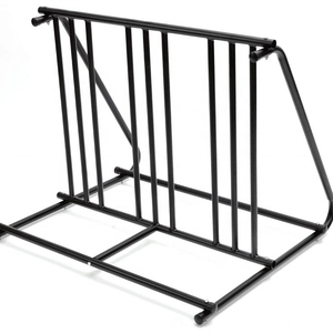 Freestanding Metal Wire Bike Bicycle Display Stand Rack