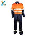 Fr Winter Overall With En11612 For Industry Workwear