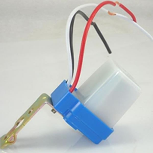 Photocell Sensor For Day Night Light Control Outdoor Switch