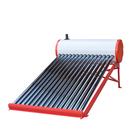 HIgh quality CE certification Non-pressure Vacuum Tube 180L Solar Water Heater no pressure solar heating system