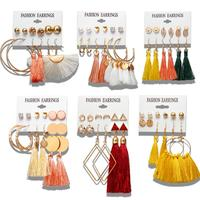 Fashion 2019 NEW tassel earrings for women wholesales N81305