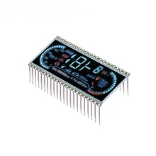 Va/Tn/Htn/Stn/Fstn Custom <span class=keywords><strong>7</strong></span> <span class=keywords><strong>Segment</strong></span> Lcd Display