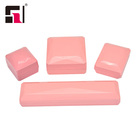 Wholesale cute pink gift boxes for 'jewelery' packaging, rubber paint 'jewellery' boxes
