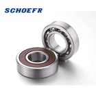 Mby brand flange small deep groove ball bearing manufacture sale