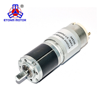 Dc Motor With Gearbox High Torque Low Speed 12v 24v Dc Motors 12v Gear Motor engine