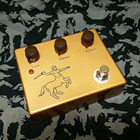 Gold Color Klon Centaur Effect Pedals Over Drive Metal Shell Pedals For Electric Guitar