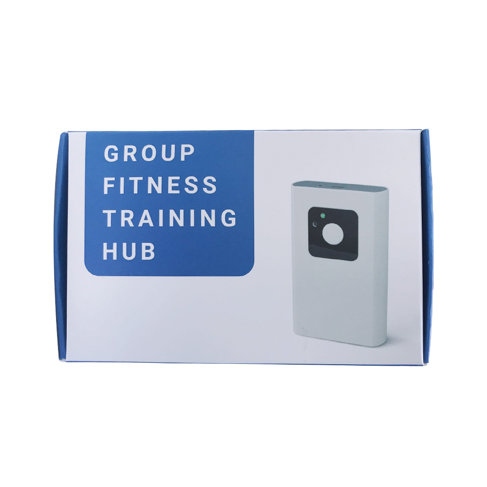 CooSpo ANT+ data collect fitness hub for heart rate group training system