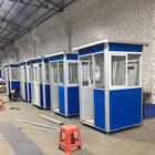High quality guard security mobile guard room,Wholesale security guard cabin