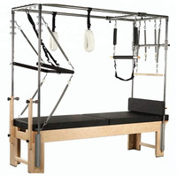 pilates Expanded Reformer, Cadillac, Wunda Chair & Barrels pilates reformer pilates cadillac