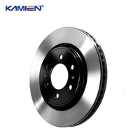 Drilled slotted colorful geomet stainless steel brake disc disk for bmw