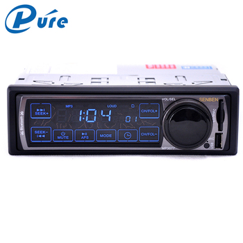 Portable car cd mp3 player Flash Memory Storage Pure Audio Touch Tones Mp3 Player