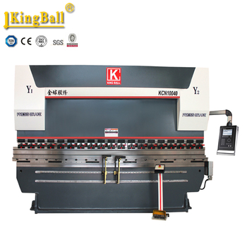 exported to Europe good quality high technique hydraulic cnc manual sheet bending machine