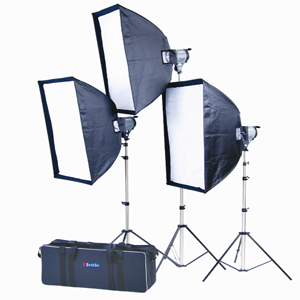 Studio Strobe Light Kit