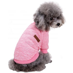 Pet Costume easy knit dog sweater pattern free handmade pet clothes