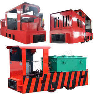 5T electric mining locomotive tunnel diesel locomotive with best price