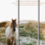 Modern 5-piece prairie horse landscape for living room 3d wall art  picture Set home decor Paintings
