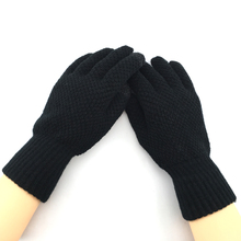 Knit di inverno touchscreen texting <span class=keywords><strong>guanti</strong></span> <span class=keywords><strong>touch</strong></span> <span class=keywords><strong>screen</strong></span> <span class=keywords><strong>guanti</strong></span>