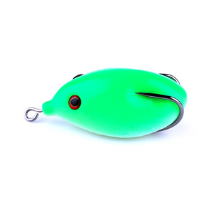 Soft Frog Fishing Lures 55mm 12g Japan Plastic Silicone Bait iscas artificiais Topwater Fishing Tackle Wobblers