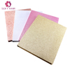 Wholesale 100% hand made 3d mink eyelashes vendor pink glitter false eyelash book packaging