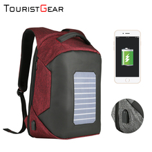 Surya <span class=keywords><strong>Ransel</strong></span> Ringan Top Power <span class=keywords><strong>Ransel</strong></span> USB Solar Energi Tas Back Pack
