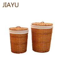 10% OFF! Wholesale New Design Cheap Wicker laundry Basket for washing clothes