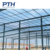 China prefab house steel structure great and beatiful warehouse workshop classroom