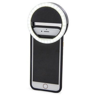 Universele 3-Niveau LED Mobiele Telefoon Camera LED Selfie ring Licht voor Alle Smart Phone
