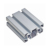 2019 6063 alloy standard t slot conveyor aluminium 4590 profile