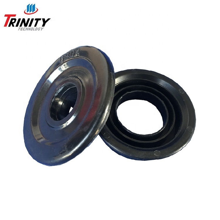 Factory Cheap Price TKII 6203~6310 plastic / metal / rubber labyrinth seal roller Bearing housings