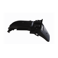 motorcycle spare parts rear fender rear mudguard for YAMAHA YBR125