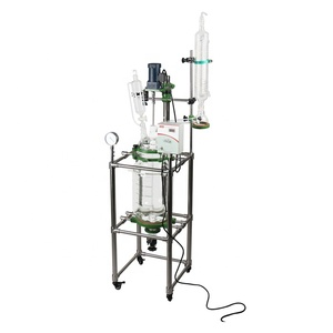 Explosion Proof batch reactor with Borosilicate Glass 3.3