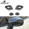 Carbon Fiber GTR Car Side Mirror Cover for Nissan R35 GT-R Coupe 2-Door 09-17