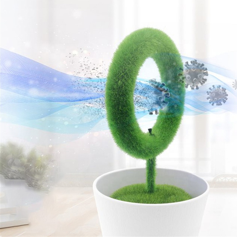 JO-732 Patent Desktop Plant Air Purifier 2020 Innovative New Products Ideas