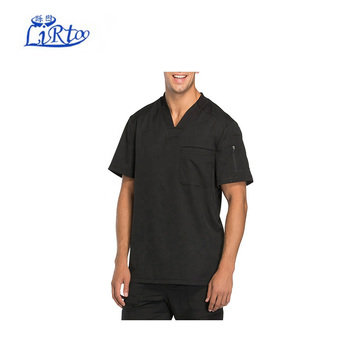 Men's Hospital Dental Medical Nurse Factory Uniforms Scrubs